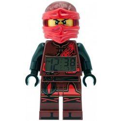 Clic time 9009280 - zegar lego ninjago - kai (minifigure clock)