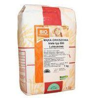Mąka Orkiszowa Biała Typ 550 Luksusowa BIO 1 kg BioHarmonie (8595582406613)
