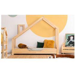 Producent: elior Drewniane łóżko dziecięce domek lumo 3x - 23 rozmiary