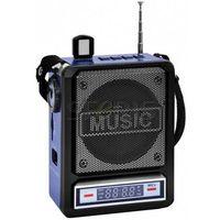 Manta RDI102, RDI 102 RADIO FM LED USB, SD