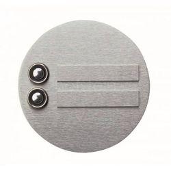 Albert 946 dzwonek do drzwi stal nierdzewna - nowoczesny - obszar zewnętrzny - 946 - czas dostawy: od 2-3 tygodni marki Albert leuchten