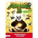 Kung Fu Panda 3. Potężna Piątka w natarciu. Łamigłówki z naklejkami (9788327115140)