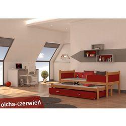 Łóżko 2 poziomowe twister p2, marki Meble largo