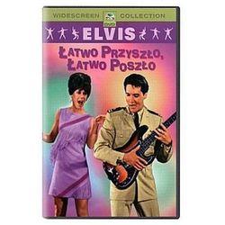 Łatwo przyszło łatwo poszło (DVD) - John Rich - produkt z kategorii- Musicale