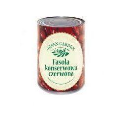 Fasola czerwona konserwowa Green Garden 380 g - sprawdź w wybranym sklepie