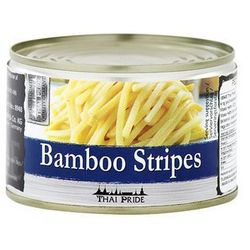 Thai pride Pędy bambusa paski 227 g
