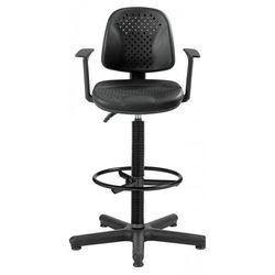 Krzesło specjalistyczne labo gtp46 ts06 + ring base - obrotowe marki Nowy styl