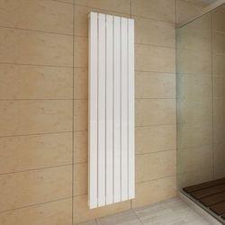 vidaXL Panel grzewczy, kaloryfer biały 465 x 1800 mm podwójny (8718475859215)