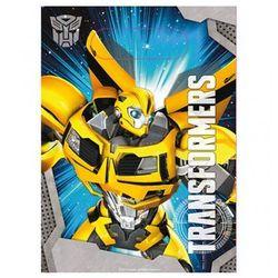 Prezentowe torebki urodzinowe Transformers - 6 szt.