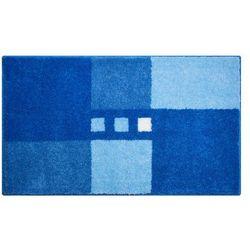 Grund Dywanik łazienkowy MERKUR, niebieski, 70x120cm (8590507349006)