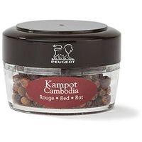 Kampot cambodia, czerwony - aromatyczny pieprz do młynka zanzibar | , pg-32760 marki Peugeot