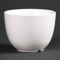 Lumina fine china Cukiernica porcelanowa 150ml | 6 szt. | 6(ø)x(h) 8,5cm