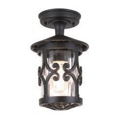 Hereford lampa sufitowa zewnętrzna ip23 elstead bl13a black od producenta Elstead lighting