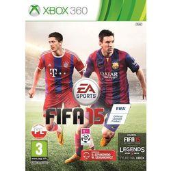 Fifa 15 - produkt z kat. gry XBOX 360