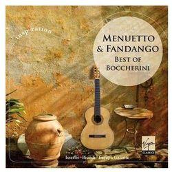 Menuetto & Fandango: Best Of Boccherini - Fabio Biondi, Europa Galante, Steven Isserlis (5099932713923)