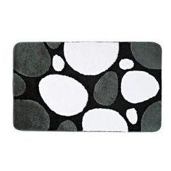 Ridder Pepple dywanik łazienkowy 60x90cm, akryl, czarny 720310