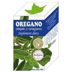 Oregano olejek 50ml od producenta Ekamedica