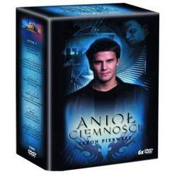 Anioł ciemności- Sezon 1 (DVD) - Terrence O′Hara - produkt z kategorii- Seriale, telenowele, programy TV