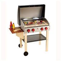 Hape  grill gourmet z akcesoriami 22 elementy (6943478005662)