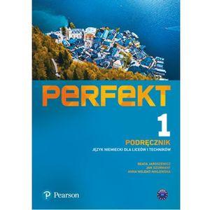 Perfect 1 Podręcznik A1 PERSON (9788378825050)