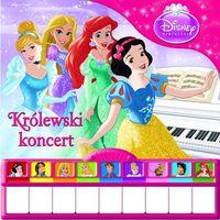 Królewski koncert - Wysyłka od 5,99 - kupuj w sprawdzonych księgarniach !!!