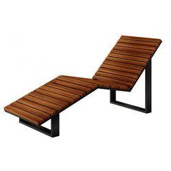 Leżak ogrodowy zeris - 24 kolory marki Producent: elior