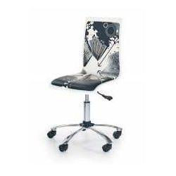 Fotel Fun 9 biało-czarny - ZADZWOŃ I ZŁAP RABAT DO -10%! TELEFON: 601-892-200