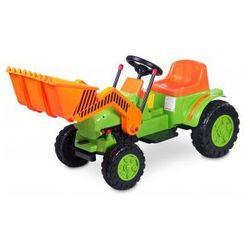 Toyz Bulldozer koparka na akumulator green (dziecięcy pojazd elektryczny)
