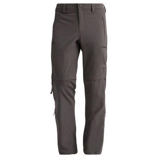 The North Face EXPLORATION Spodnie materiałowe asphalt grey