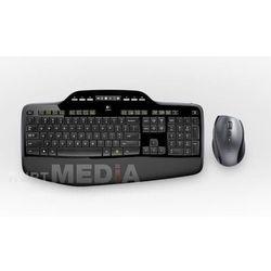 Logitech Mk710 cordless desktop 920-002440