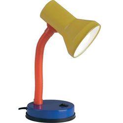 Lampa stołowa junior 99122/03, e27 x 1, 40 w, 230 v, (øxw) 13 cmx30 cm, kolorowy marki Brilliant