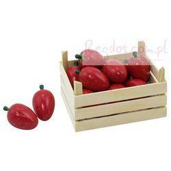 Owoce w skrzynce, truskawki, 10 elementów. ze sklepu REGDOS