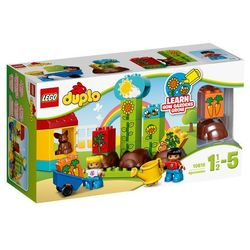 Lego Duplo MÓJ PIERWSZY OGRÓD 10819, klocki do zabawy