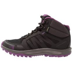 The North Face LITEWAVE FASTPACK GTX Buty trekkingowe black/wood violet z kategorii Trekking i Nordic walking