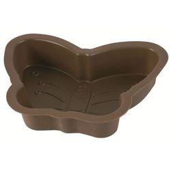 Silikonowa forma do ciasta Delice w kształcie motyla (śr. 260) z kategorii formy do pieczenia
