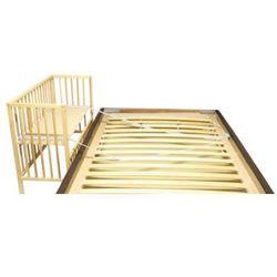 Fillikid  łóźeczko dostawne cocon natur 45x95cm, kategoria: łóżeczka i kołyski