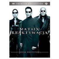 Galapagos films Matrix reaktywacja (2xdvd), premium collection (dvd) - andy wachowski, larry wachowski (732190