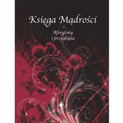 Księga mądrości, pozycja wydana w roku: 2013