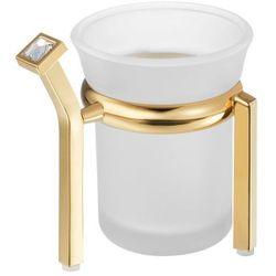 Kubek łazienkowy w złocie Prestige 5513