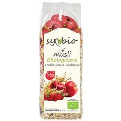 Musli truskawkowo-jabłkowe bc bio 300g -  od producenta Symbio