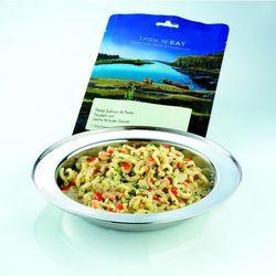 Trek'n'Eat makaron w sosie łososiowym z ziołami, 160g - sprawdź w wybranym sklepie