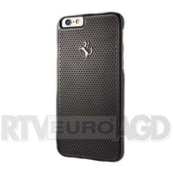Ferrari Hardcase FEPEHCP6RE iPhone 6/6S perforated aluminium czarny DARMOWA DOSTAWA DO 400 SALONÓW !!, kup u