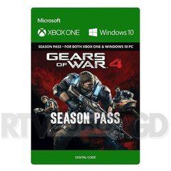 Gears of war 4 - season pass [kod aktywacyjny] wyprodukowany przez Microsoft