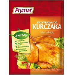 Przyprawa do kurczaka i dań z drobiu 30 g Prymat, kup u jednego z partnerów