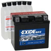 Akumulator motocyklowy Exide YTZ7S-BS 6Ah 100A