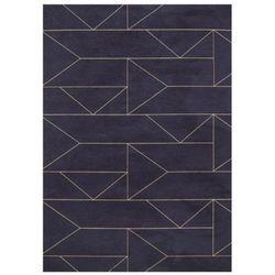 :: dywan marlin indigo 160x230cm marki Carpet decor