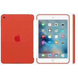 Apple  silikonowe etui do ipada mini 4 - pomarańczowe mkld42m/a - darmowa dostawa!!!