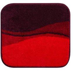 Grund dywanik łazienkowy flash, ruby czerwony, 55x60cm (8590507348726)