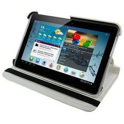 Etui do tabletu 4World Galaxy Tab 2 7 cali Rotary Biały 9112 Darmowy odbiór w 16 miastach!, kup u jednego z partnerów