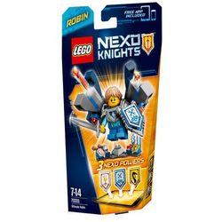 Lego NEXO KNIGHTS ROBIN (Ultimate Robin) NEXO KNIGHTS 70333, klocki do zabawy